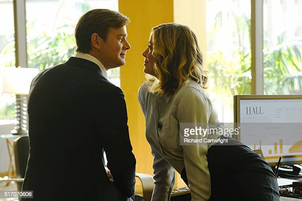 THE CATCH 'Pilot' Alice Vaughan is LA's top private investigator and the one woman you don't want to mess with But when her fiancé cons her out of...