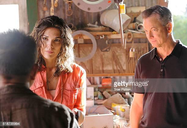 BORDERS 'Pilot' 'Criminal Minds Beyond Borders' airs on CBS ALANA