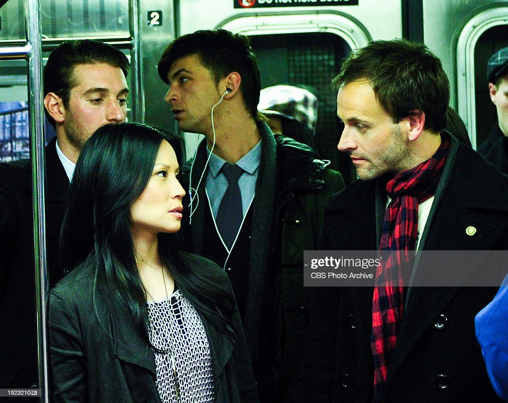 'Pilot'-- ELEMENTARY stars Jonny Lee Miller as detective Sherlock Holmes and Lucy Liu as Dr. Joan Watson in a modern-day drama about a crime solving duo that cracks the NYPD's most impossible cases. ELEMENTARY premieres Thursdays, September 27th,(10:00-11:00 PM ET/PT) on the CBS Television Network.