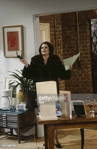 WILL GRACE 'Pilot' Episode 1 Aired Pictured Megan Mullally as Karen Walker Photo by Alice S Hall/NBCU Photo Bank