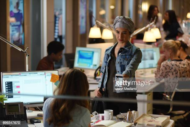 TYPE 'Pilot' Inspired by the life of Joanna Coles chief content officer of Hearst Magazines The Bold Type will have a twohour premiere on Tuesday...