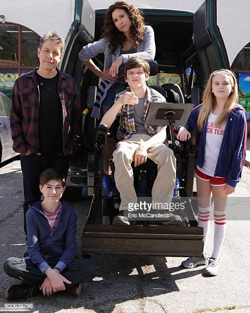 SPEECHLESS 'Pilot' Maya DiMeo moves her family to a new upscale school district when she finds the perfect situation for her eldest son JJ who has...