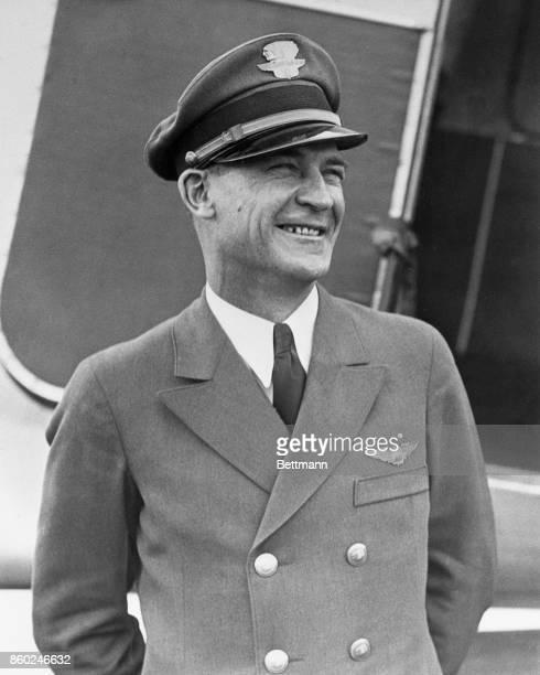 Pilot Otto Ferguson who was killed when an airliner crashed into the mountains near Uniontown Pennsylvania Ferguson was a resident of Kansas City...
