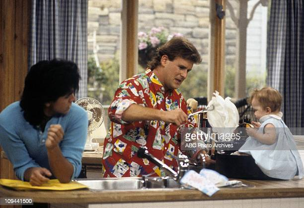 HOUSE Pilot 'Our Very First Show' Airdate September 22 1987 JOHN