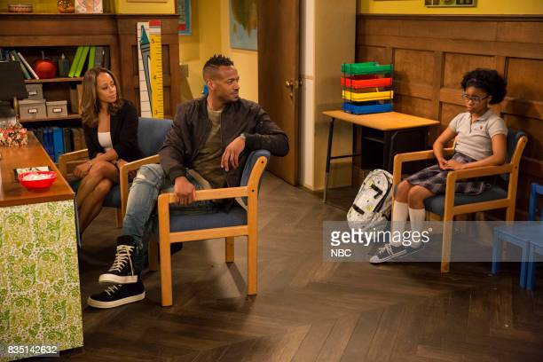 Essence Atkins as Ashley Marlon Wayans as Marlon Notlim Taylor as Marley