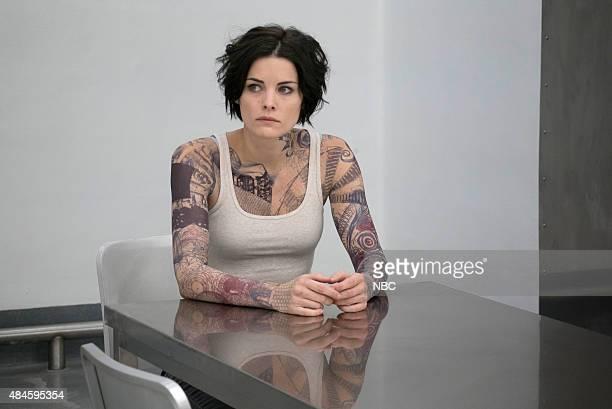 BLINDSPOT 'Pilot' Pictured Jaimie Alexander as Jane Doe