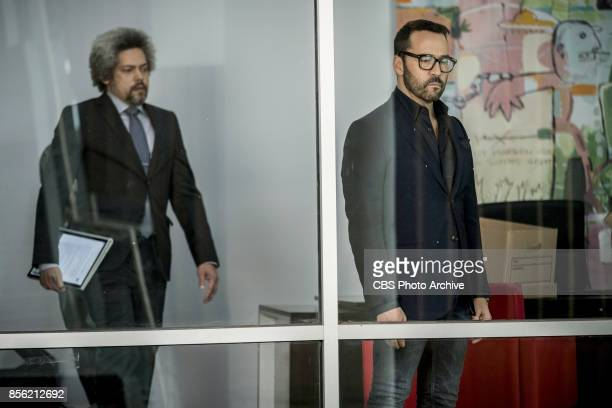 'Pilot' Pictured Malachi Weir as Mike Leigh and Jeremy Piven as Jeffrey Tanner Visionary tech innovator Jeffrey Tanner creates a cuttingedge...