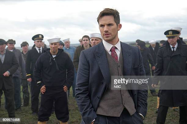 TIMELESS 'Pilot' Pictured Matt Lanter as Wyatt Logan