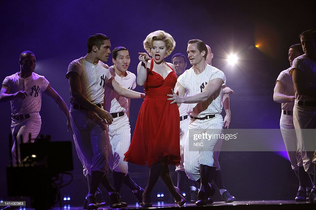 Megan Hilty as Ivy Bell Photo by Will Hart/NBC/NBCU Photo Bank