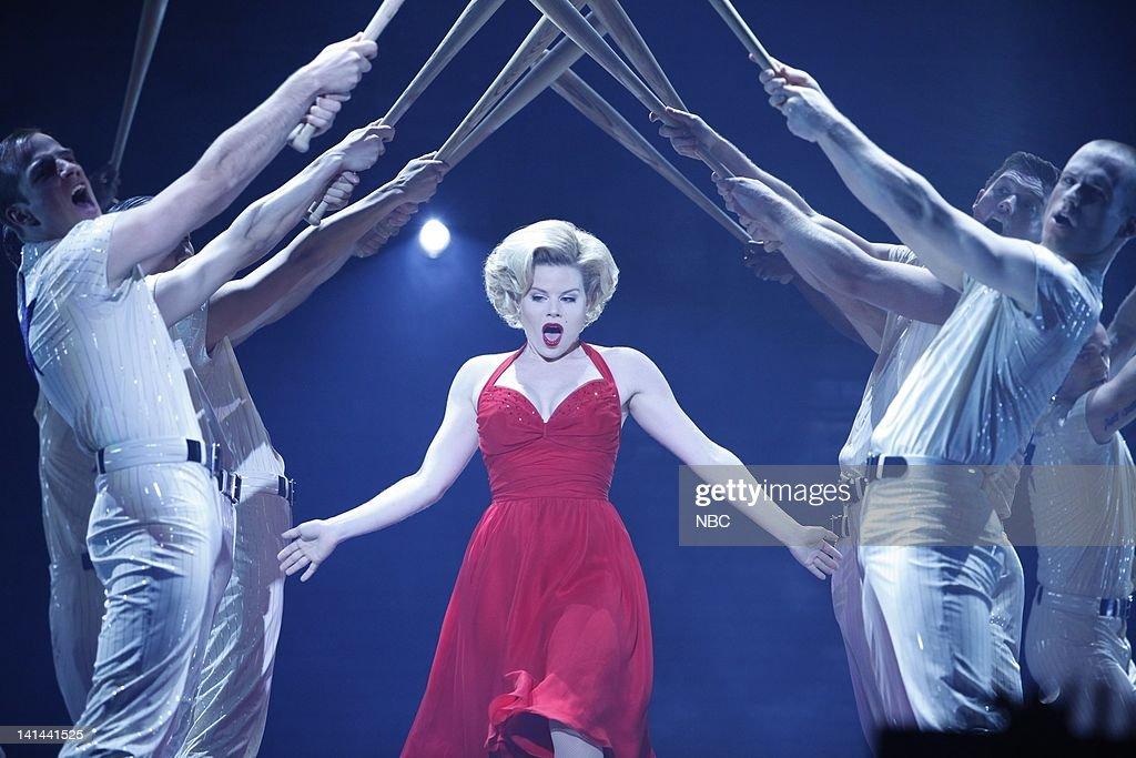 Megan Hilty As Ivy Lynn Photo by Will Hart/NBC/NBCU Photo Bank
