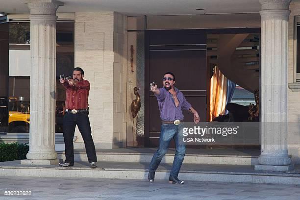 SOUTH 'Piloto' Episode 101 Pictured Hemke Madera as Pote Lobo Sebastian as Rubin