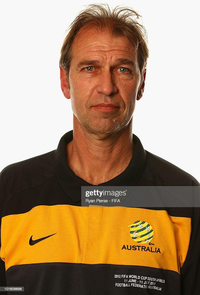 Australia Portraits - 2010 FIFA World Cup