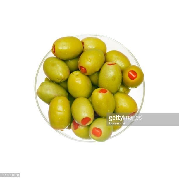 Pimenta-da-jamaica Azeitona recheada