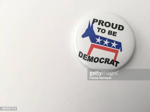 'Proud to be Democrat'