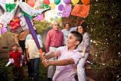 Pinata Mexican Fiesta Party Game