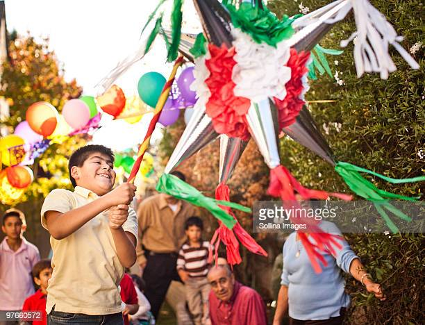 Pinata Mexican Fiesta Party Game