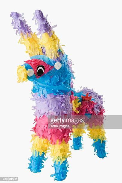 Pinata on table
