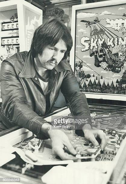 Pinball machine repairman Ian Jefferis of Richmond Hill who has lived in Canada 30 years has been told he will be deported to England when his parole...