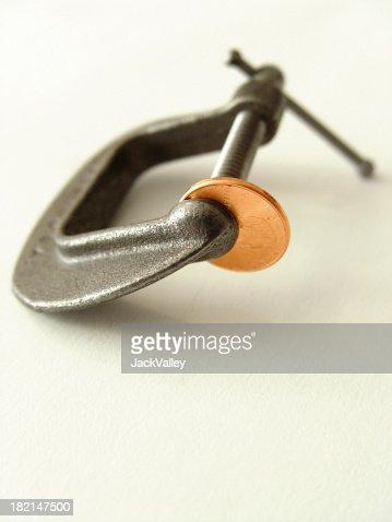 Pinching a penny