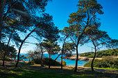 Porto Selvaggio bay, Salento - Puglia, Italy