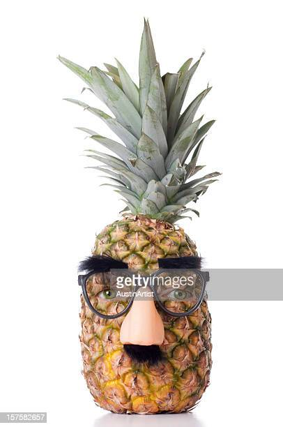 how to grow a pineapple from the head