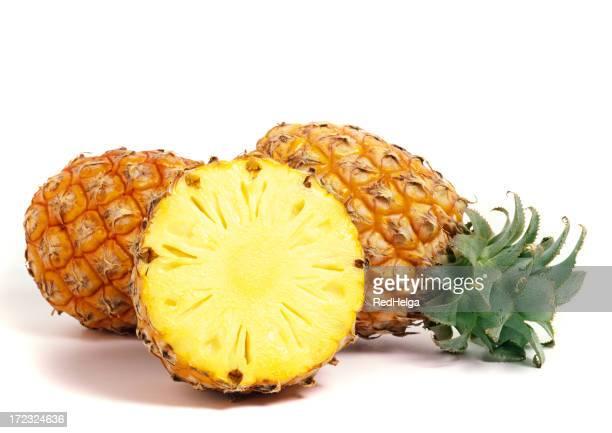 trio di ananas