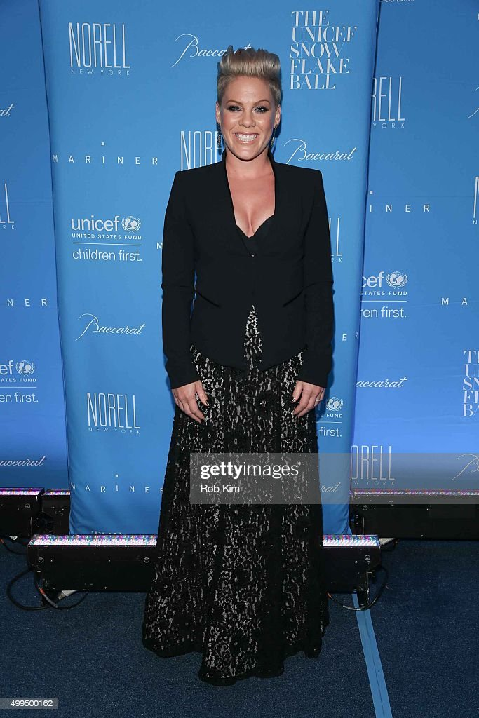 2015 UNICEF Snowflake Ball