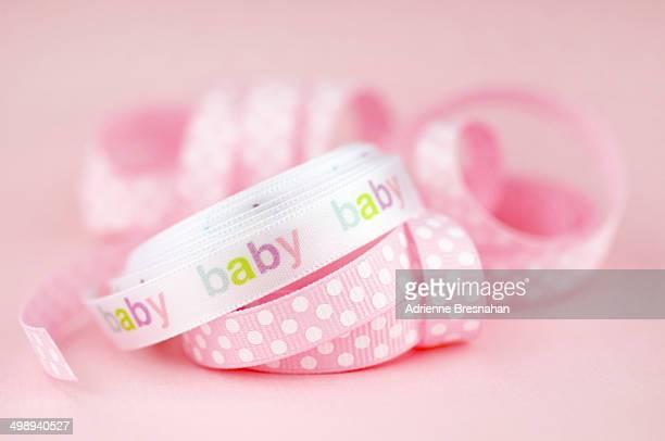 Pink Baby Ribbons
