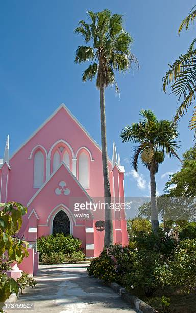 Pink Bermuda Church