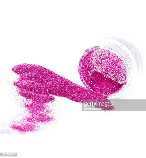 Cuerpo de color rosa brillante