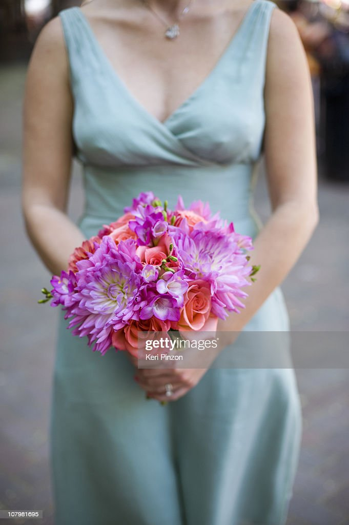 Pink Bouquet : Stock Photo