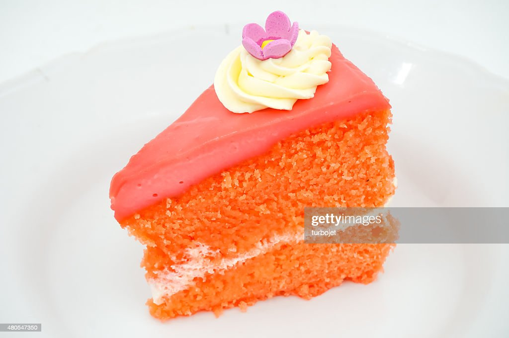 Pink Kuchen : Stock-Foto