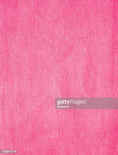 A pink fabric texture background