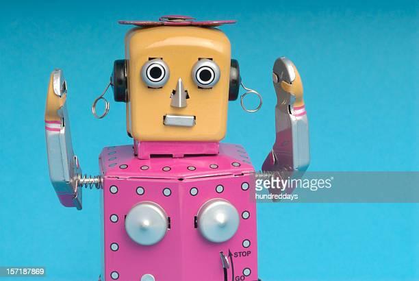 Weibliche Roboter