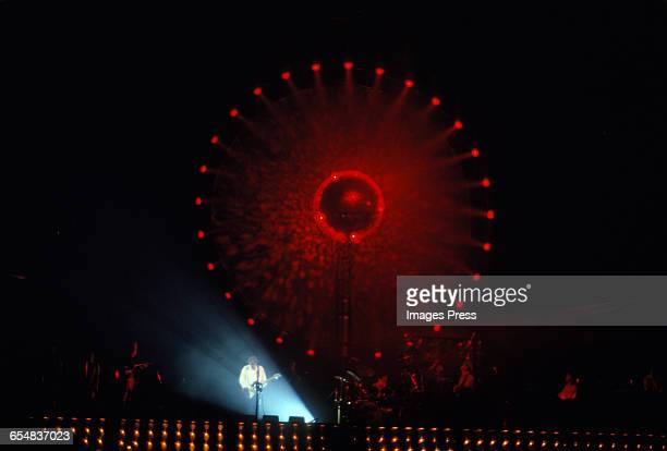 Pink Floyd in Concert at The Meadowlands Arena circa 1987 in East Rutherford New Jersey