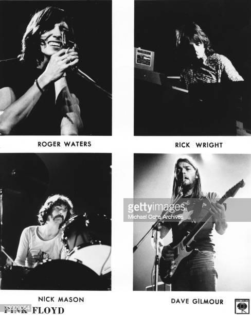 Pink Floyd publicity photo circa 1973