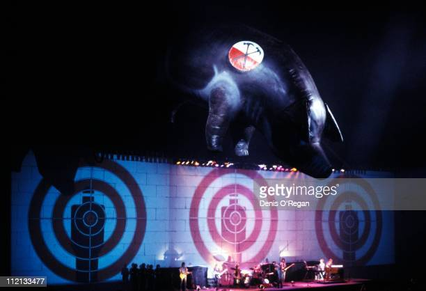 Pink Floyd's The Wall at Earls Court in London 1980