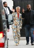 Celebrity Sightings In Los Angeles - April 16, 2019