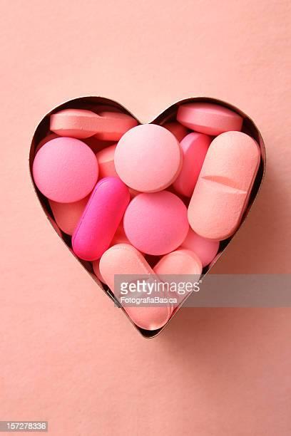 Pink loving pills