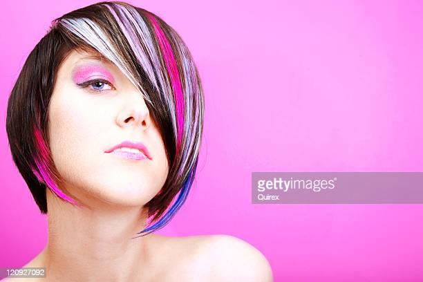Pink Portraits