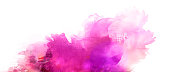 grungy banner background in different red, pink and purple shades and textures on the rise