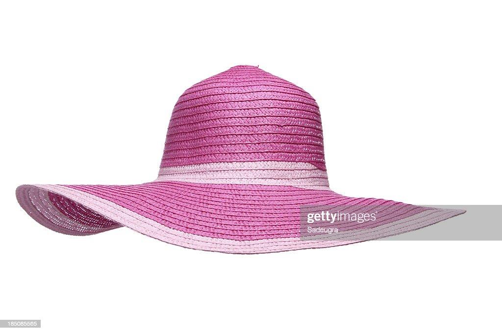 Pink Sun Hat