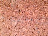 stone pink tuff natural mountain stone