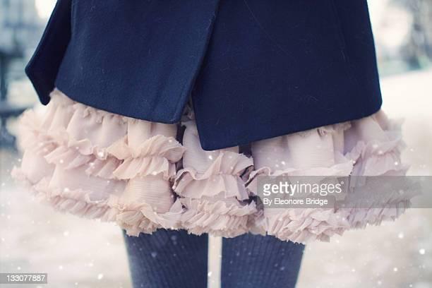 Pink tutu girl