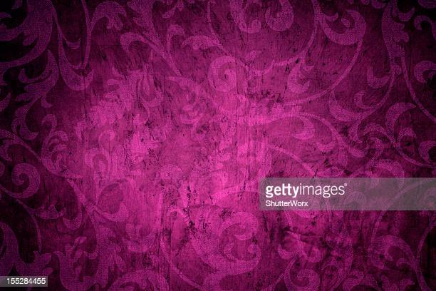 Pink Victorian Background