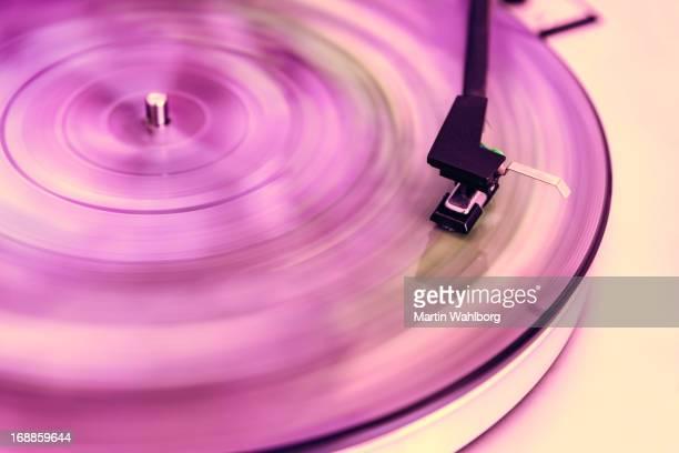 Rosa dischi in vinile