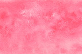 pastel pink white watercolor texture or vintage grunge paint background