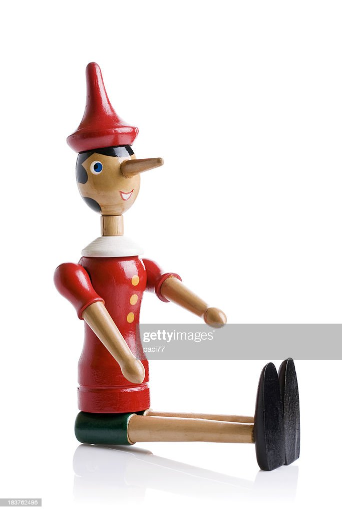 Pinocchio (Clipping Path)