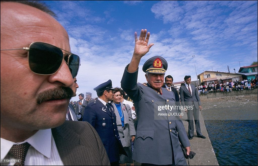 A - Pinochet Opens The Southern Route On March 1st, 1988 In Chile