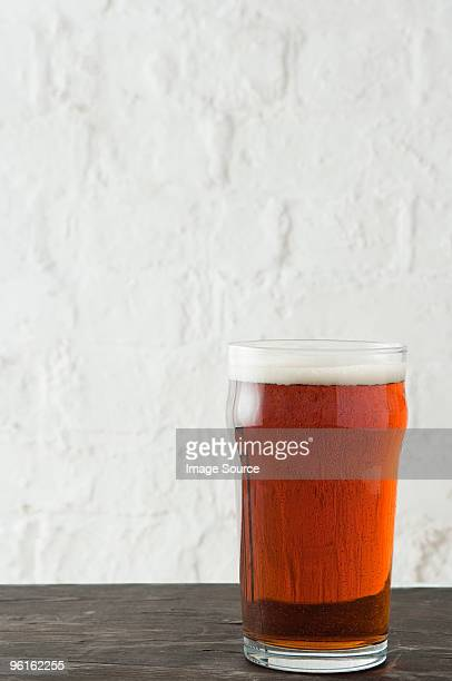 Pint of bitter ale